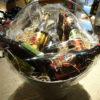 Bierpakket in emmer met glas