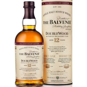 the balvenie double wood 12 yrs malt